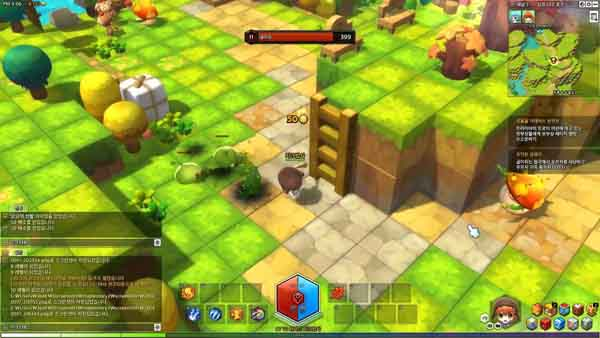 Meso Farming in MapleStory 2